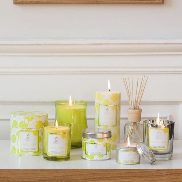 Świeczka zapachowa Spring Couture 40 godzin palenia, aromat limonki
