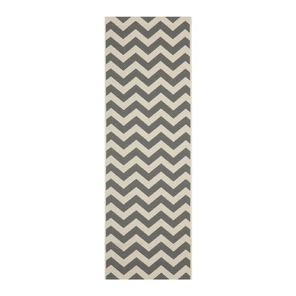Dywan Sardinia Grey, 68x243 cm