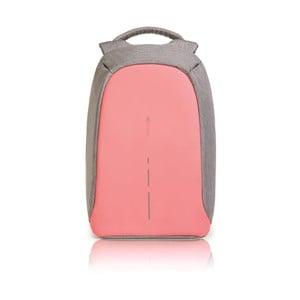 Różowy   plecak antykradzieżowy XD Design Bobby Compact