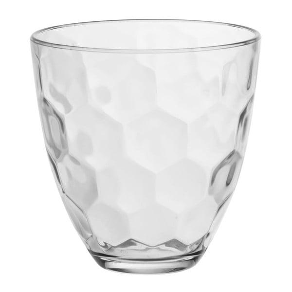 Zestaw 4 szklanek Nectar Clear
