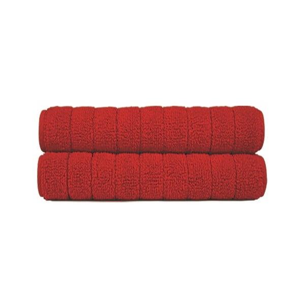 Mata łazienkowa Red, 50x70 cm