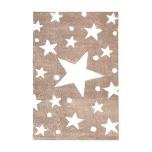 Beżowy dywan dziecięcy Happy Rugs Star Constellation, 120x180cm