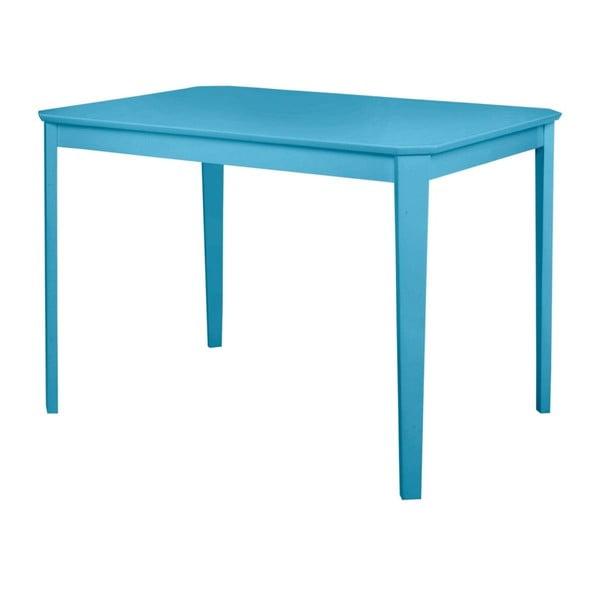 Niebieski stół 13Casa Kaos, 110x75cm