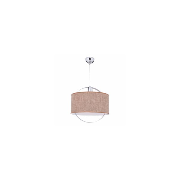Lampa sufitowa Polo Brown, 40 cm