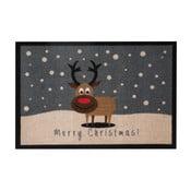 Wycieraczka Zala Living Merry Christmas Reindeer, 40x60 cm
