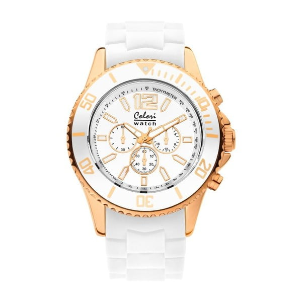 Zegarek Colori 48 All White Chronolook