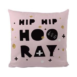 Poduszka   Hip Hop Hooray, 50x50 cm