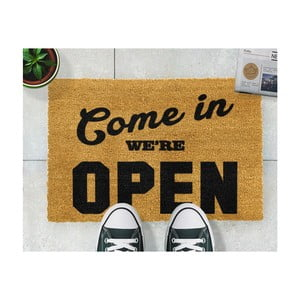 Wycieraczka Artsy Doormats We're Open, 40x60 cm