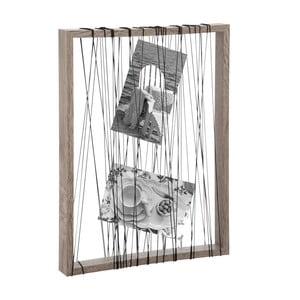 Ramka na zdjęcia s provázky Rope, 32x42 cm