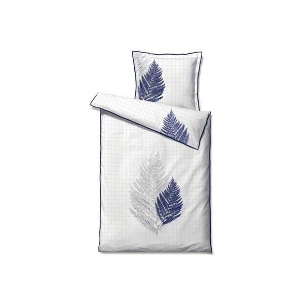 Pościel Summer Fern Blue, 140x220 cm