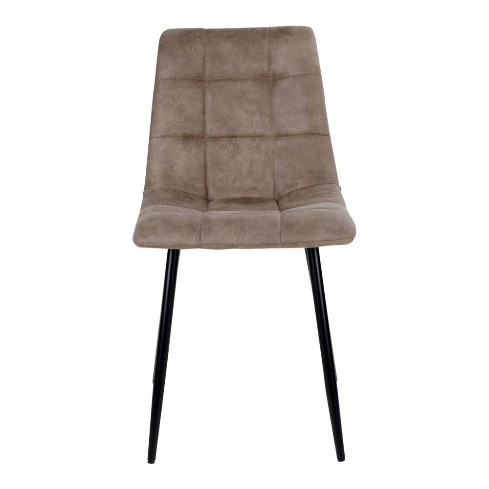 Zestaw 2 jasnobrązowych krzeseł House Nordic Middelfart