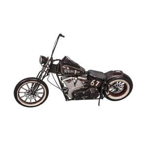 Dekoracja motor Black