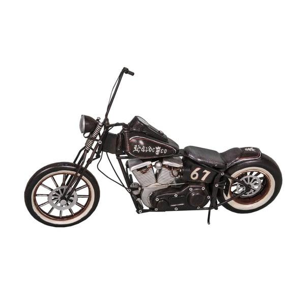 Motor dekoracyjny Antic Line Black Motocycle