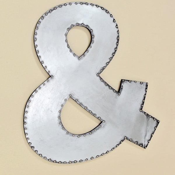 Dekoracja naścienna Rivet, 66x72 cm