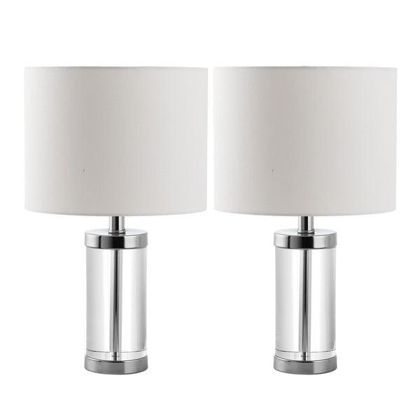 Zestaw 2 lamp stołowych Safavieh Talyor