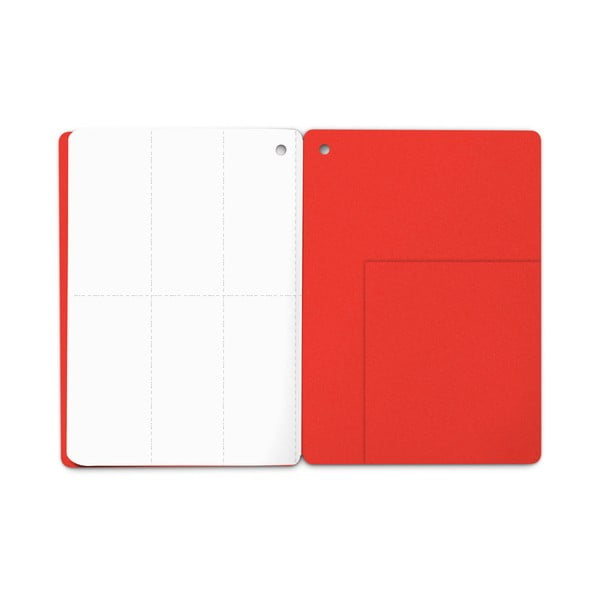 Notatnik Plumb, červený
