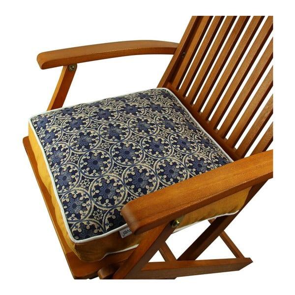 Poduszka na krzesło z wypełnieniem Kalifornia, 42x42 cm