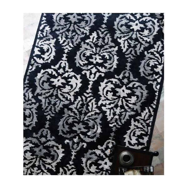 Dywan Damask Black/Taupe, 160x230 cm