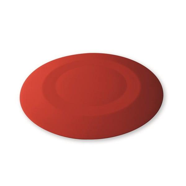 Antypoślizgowe podkładki pod talerze Sottosotto, 4 sztuki, czerwone