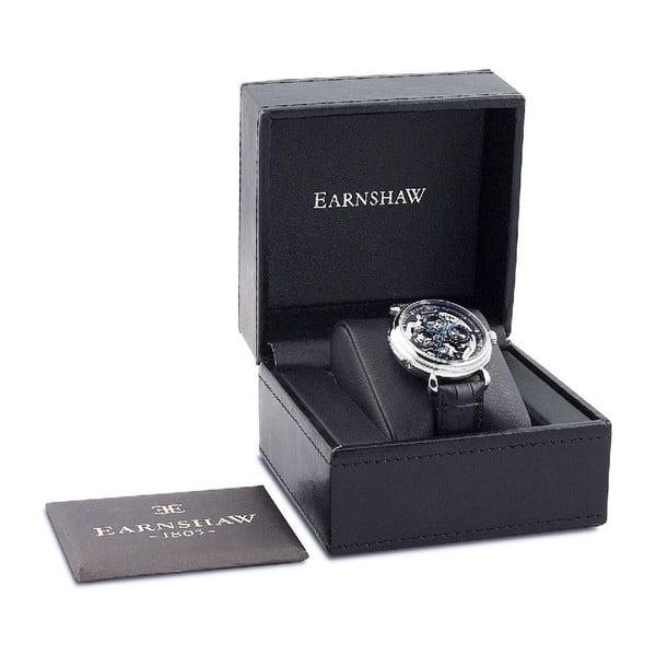 Zegarek męski Thomas Earnshaw Silver Blue/Black
