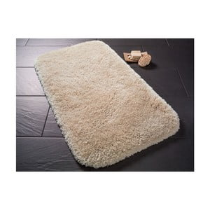 Ciemnobeżowy dywanik łazienkowy Confetti Bathmats Miami, 57x100 cm