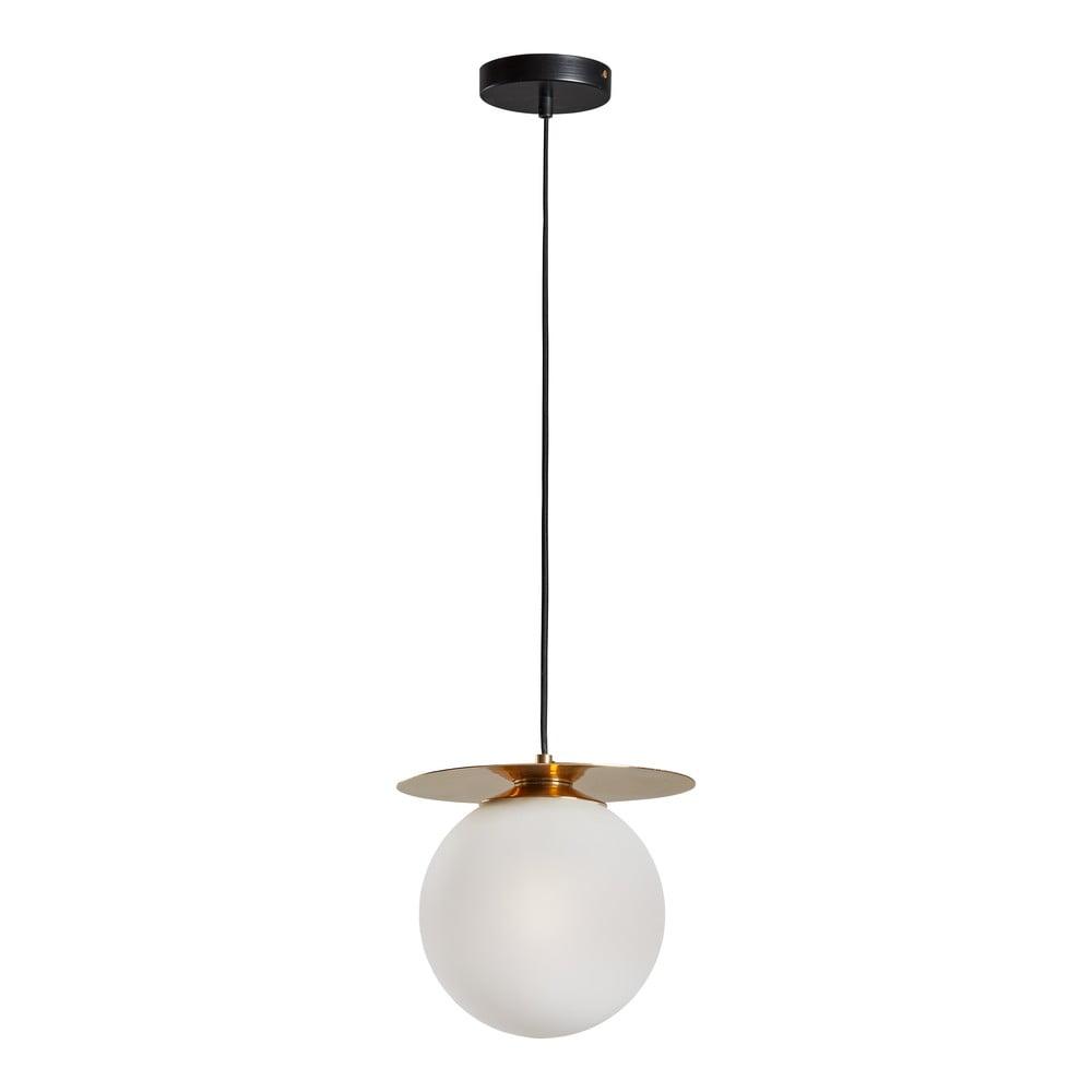 Lampa wisząca La Forma Manz, wys. 26 cm