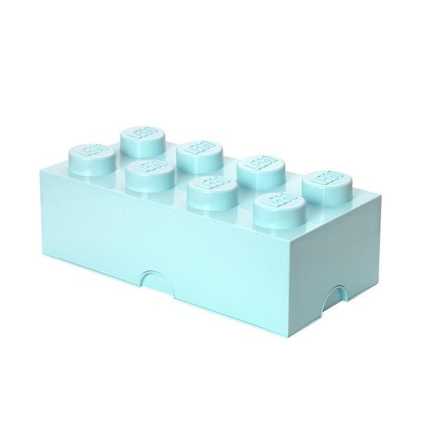 Jasnoniebieski pojemnik LEGO®
