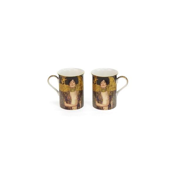 Zestaw 2 kubków Klimt, 320 ml
