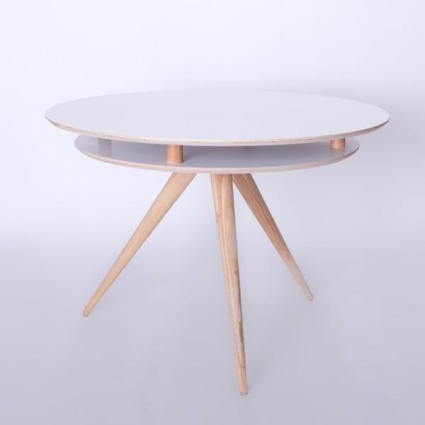 Biały stolik Ragaba Triad