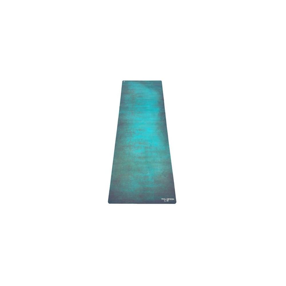 Combo Mat: Mata Do Jogi Yoga Design Lab Combo Mat Aegean Green, 1,8