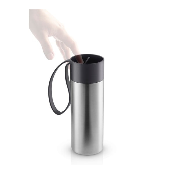 Kubek podróżny Eva Solo To Go Cup Black, 350ml