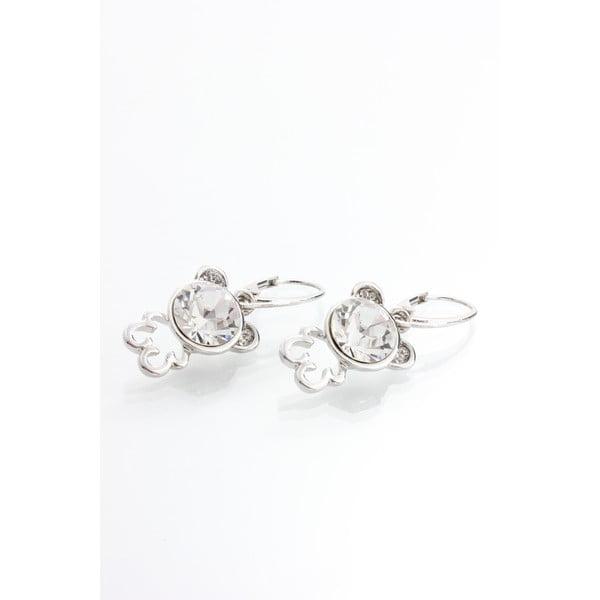 Kolczyki z kryształami Swarovski Elements Laura Bruni Cecile