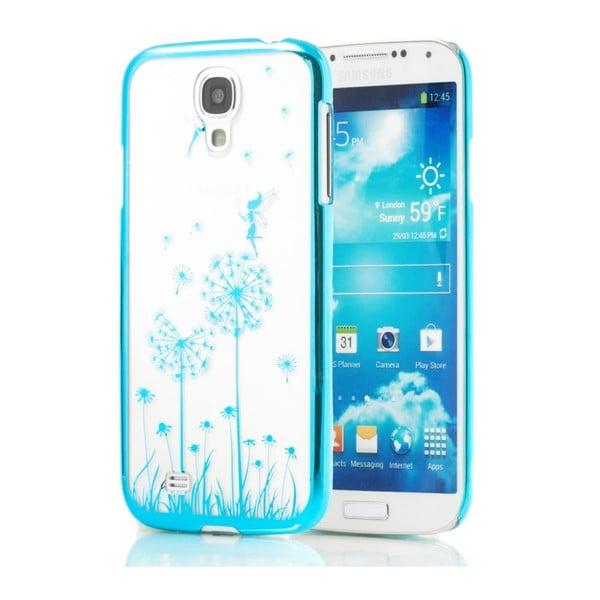 ESPERIA niebieskie etui z dmuchawcem na Samsung Galaxy S4