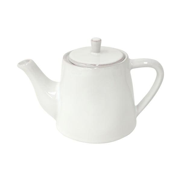 Ceramiczny dzbanek na herbatę Lisa 500 ml, biały