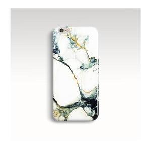 Etui na telefon Marble Gold na iPhone 6+/6S+