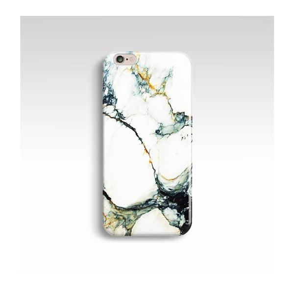 Etui na telefon Marble Gold na iPhone 6/6S