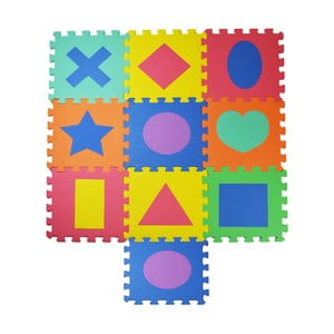 Mata edukacyjna Puzzle Jocca