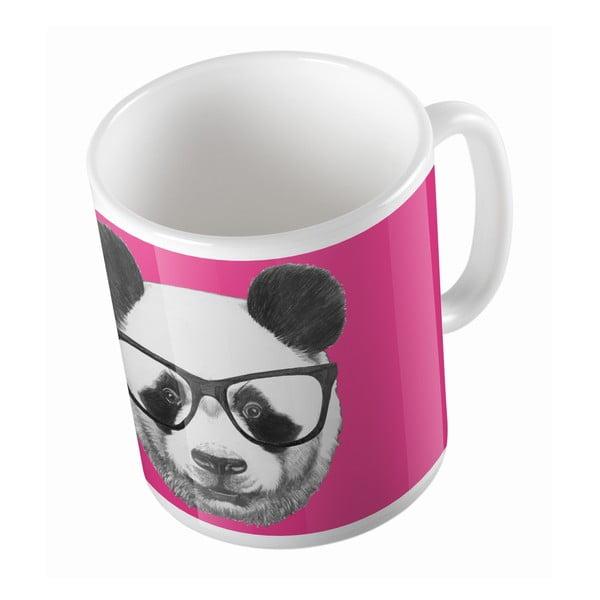 Ceramiczny kubek Cool Panda, 330 ml