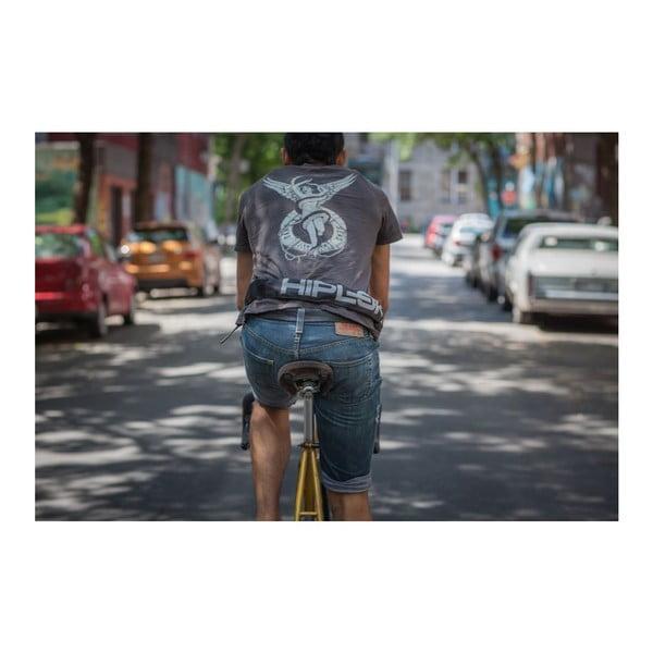 Zapięcie rowerowe Hiplok Lite Yellow