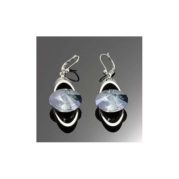Kolczyki Swarovski Elements Elegant Blue
