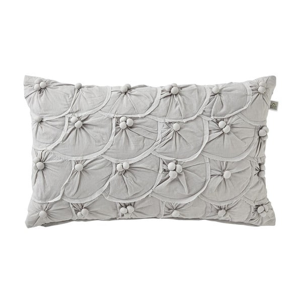 Poduszka Yentl Grey, 30x50 cm
