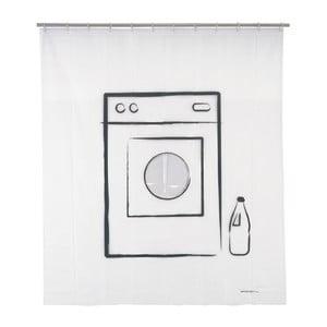 Zasłona prysznicowa Washing, 200x180 cm
