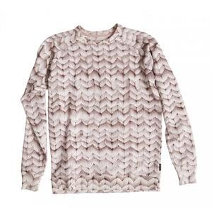 Różowa bluza damska Snurk Twirre, M