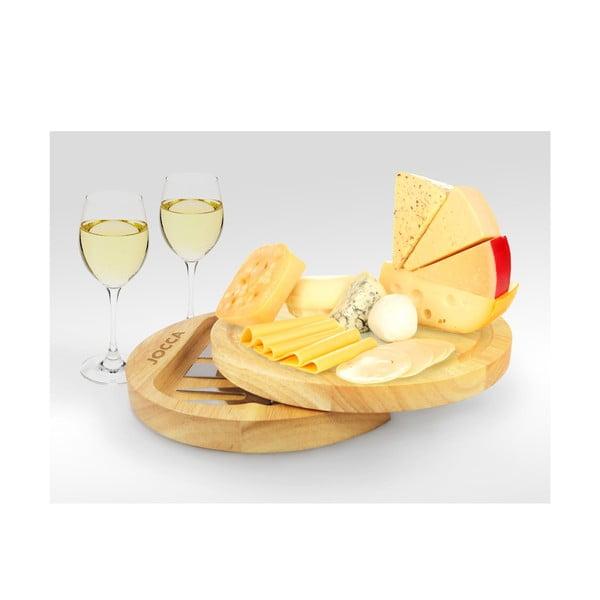 Zestaw do serwowania serów Cheese Set