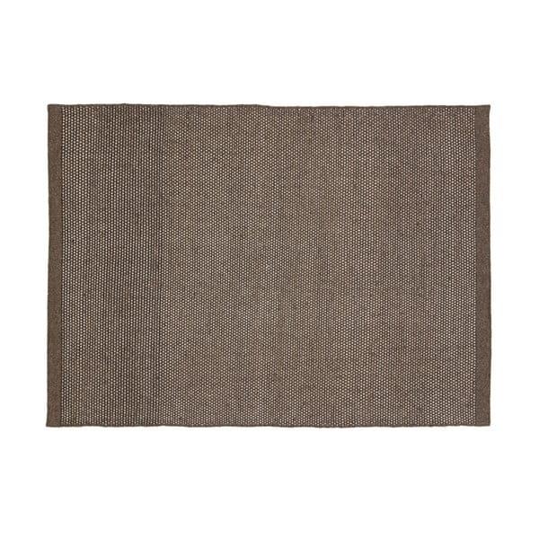 Dywan wełniany Bombay Dark Grey, 200x300 cm