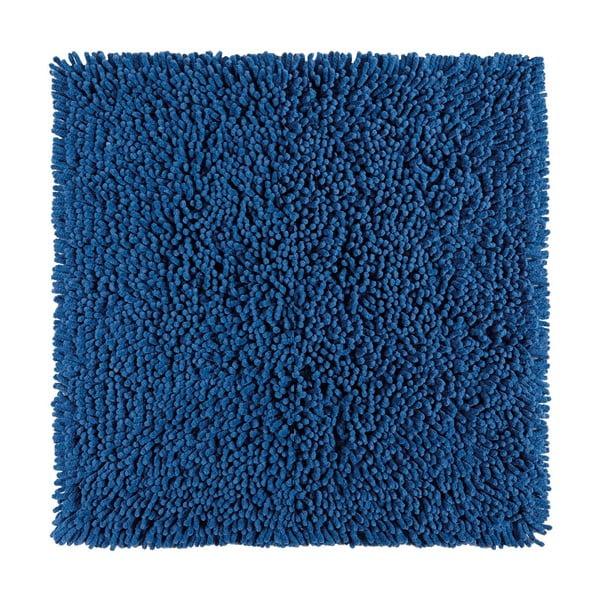 Dywanik łazienkowy Nevada 60x60 cm, niebieski