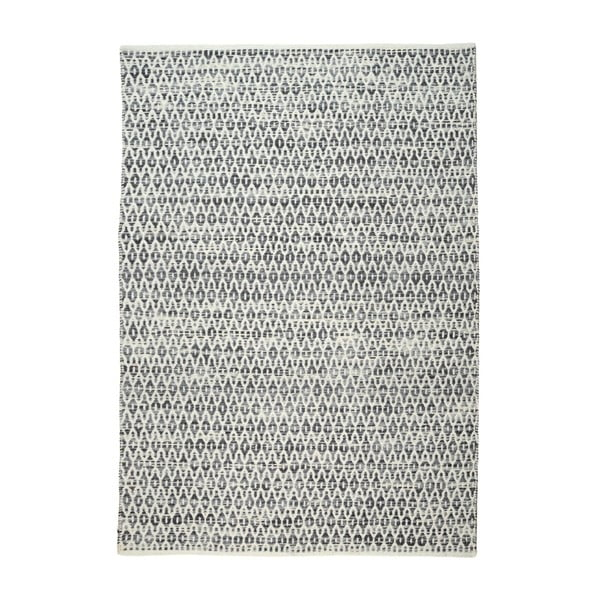 Wełniany dywan Bedford Grey, 160x230 cm