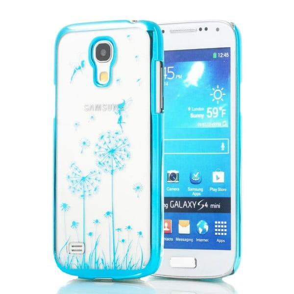 ESPERIA niebieskie etui z dmuchawcem na Samsung Galaxy S4 mini