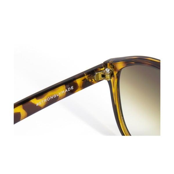 Okulary przeciwsłoneczne Wolfnoir Balto Bicome Moustard