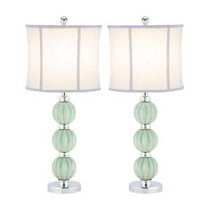 Zestaw 2 lamp stołowych Safavieh Inglewood